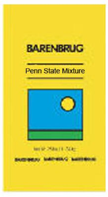 BARENBRUG USA 23075 50 lb Penn State Mix