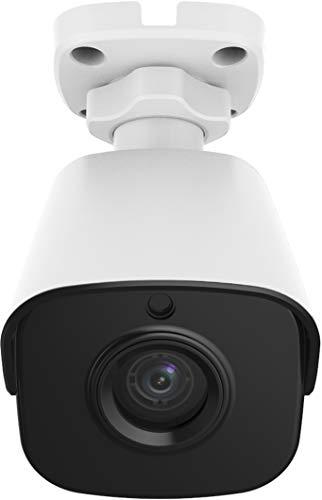 REVO America RUCB36-1C Ultra HD 4 Megapixel IP Indoor/Outdoor Surveillance Bullet Camera (White)