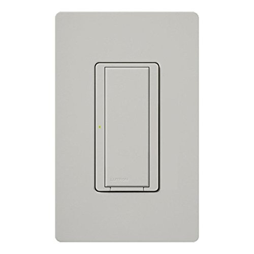 - Lutron MRF2S-8S-DV-PD Maestro Wireless Digital Switch 120/277V Palladium