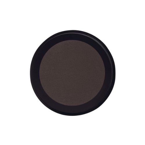 Pro Cake Eye Liner in Chocolate Brown, a pressed eyeliner designed to be brushed on, create a smokey eye and define the natural contour of the face and eyes, by Pree Cosmetics (Chocolate)