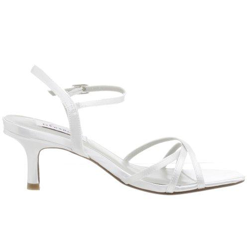Flamingo White Dyeable Dyeables Sandal Women's pB7wggqO