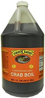 product image for Cajun Land Concentrated Liquid Crab Boil 1 Gallon
