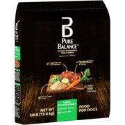 Pure Balance Dog Food, Lamb & Brown Rice Recipe, 30 lb