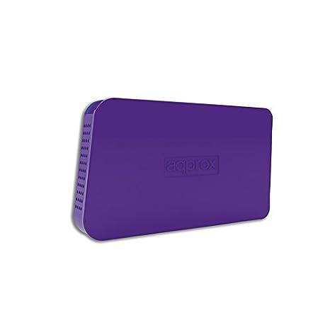 Approx APPHDD06P - Carcasa (USB 3.0, 2.5