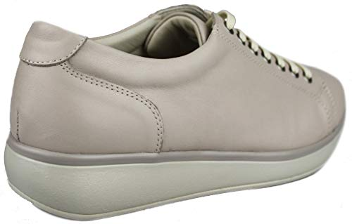 Sonja Shoes Leather Ii Joya Beige Womens zZqOOwBf