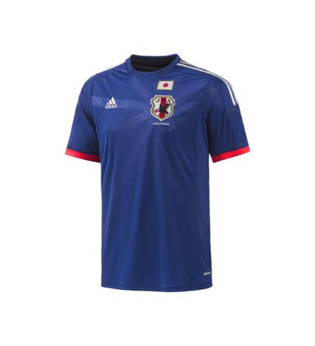 Adidas Japan Home Jersey World Cup 2014 YOUTH. (Youth-Small)