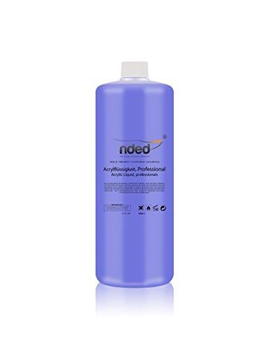 Acrilico liquido professionale di NDED 1000 ml