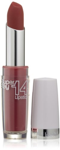 Maybelline New York Superstay 14 hour Lipstick, Fuchsia forever, 0.12 Ounce Forever Lipstick
