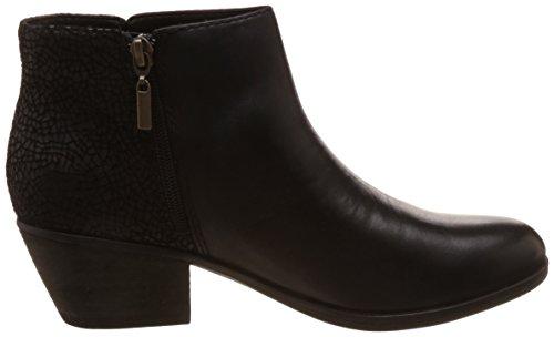Clarks Gelata Italia - Botas de cuero Mujer Negro (Black Leather)