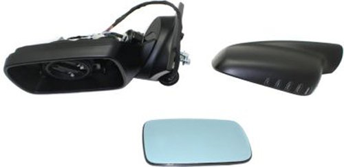 Kool Vue BM48EL Power Folding Heated OE Replacement Driver Side Mirror for BMW -