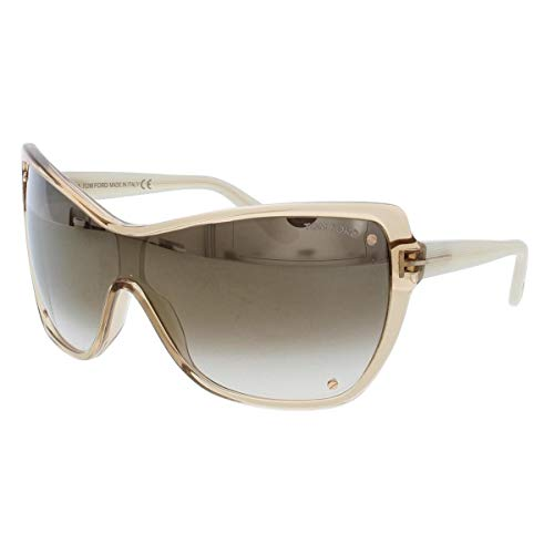 Discount Brand Name Sunglasses - Tom Ford Womens Ekaterina Signature T-Bar
