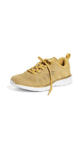 APL: Athletic Propulsion Labs Women's TechLoom Pro Sneakers, 24k, 8.5 B(M) US