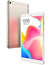 Tablet 8 Pollici, TECLAST P80 Pro MT8163 Quad Core, Full HD 1920 X 1200 Display, Android 7.0 Tablet PC, 3 GB di RAM 32 GB di Memoria, Dual WiFi, Doppia Fotocamera, GPS, 5300mAh, Bluetooth 4.0