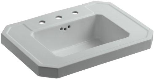 KOHLER K-2323-8-95 Kathryn Bathroom Sink Basin with 8