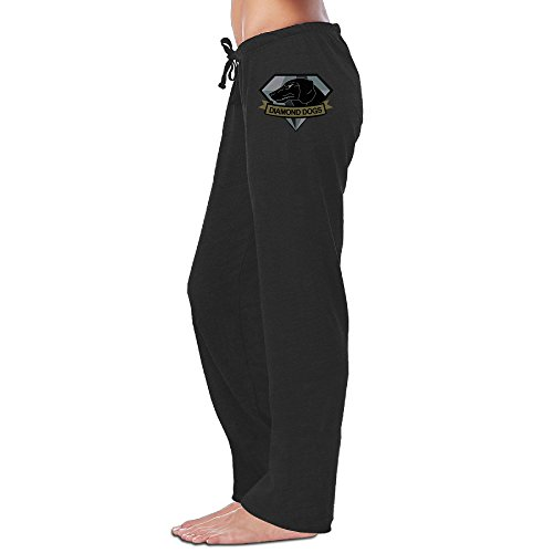Drawstring Metal Gear Solid V: The Phantom Pain Women's Jogging Sweat Yoga Pants