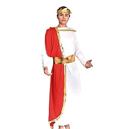 Disfraz Romano Hombre Adulto para Carnaval (Talla L) (+ ...