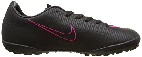 Nike Jr Mercurialx Vapor Xi Tf, Botas de Fútbol para Niños Negro (Black / Black)