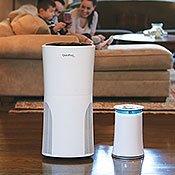 QuietPure Home & Whisper Air Purifiers Bundle by Aerus