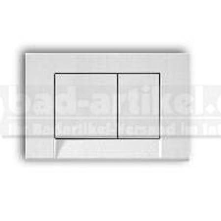 reputable site f4c19 c420e Geberit Bolero 115.777.11.1 Actuator Plate White: Amazon.co ...