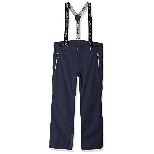 chollos oferta descuentos barato CMP Feel Warm Flat 20 000 Pantalón para Hombre Hombre Pantalón 3W04467 Nero BLU 48