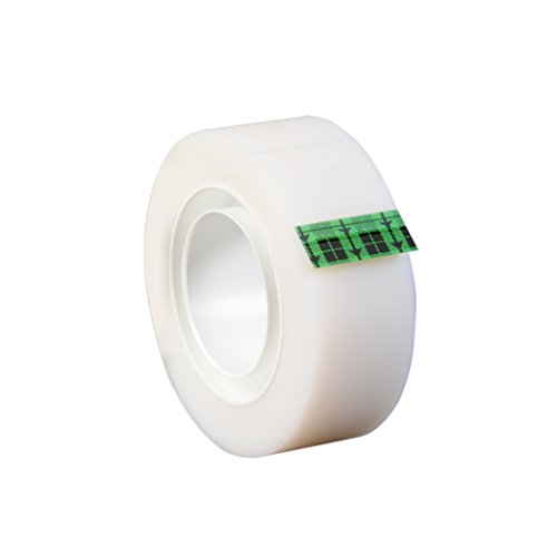 Scotch Magic Tape, Numerous Applications, Invisible, Cuts Cleanly, Great for Gift Wrapping, 3/4 x 1000 Inches, Boxed, 3 Rolls (810K3) ()