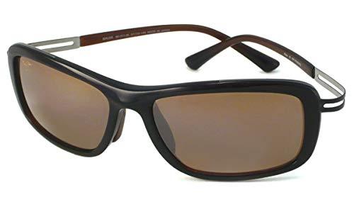 Amazon.com: Maui Jim Kihei Sunglasses,Rootbeer Frame/HCL ...
