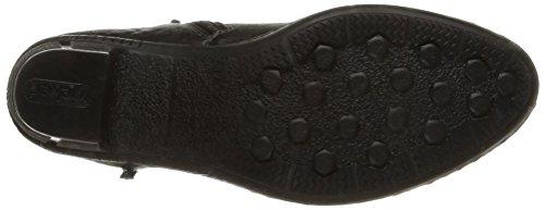 Rieker 50253-00, Damen Hohe Sneakers Schwarz (Noir)