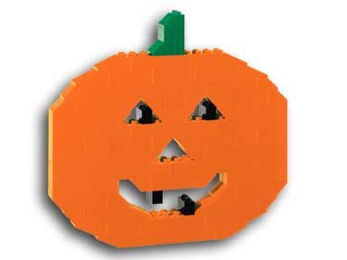 LEGO 3731 Pumpkin Pack Halloween