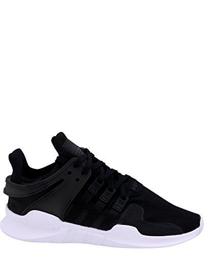 Adidas Originals Boys Eqt Support Adv J  Black Black White  6 5 M Us Big Kid