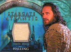 Stargate Atlantis Season 2 Halling Costume