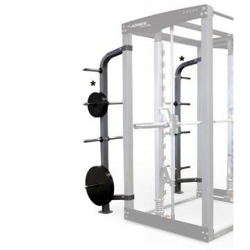 BodyCraft Jones-PR Jones Plate Rack