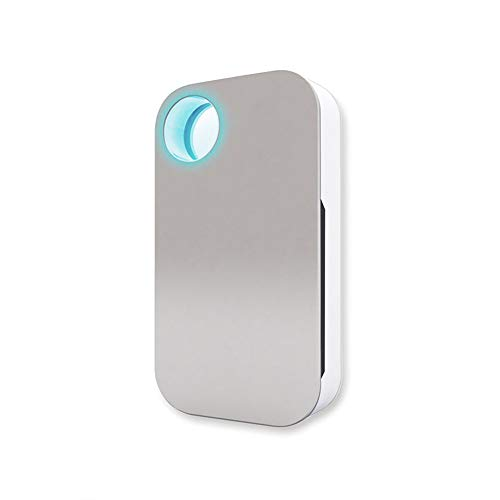 Mini Purificador De Aire, Ion Negativo Control De Sonido LED Hogar ...