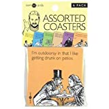 Someecards Censored Assorted Coasters - Set of 6
