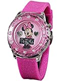 Disney Minnie Mouse Light up Pink Digital Watch