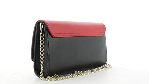 pour bandoulière Valentino Noir Rosso Nero Mario femme Sac qw4aW76