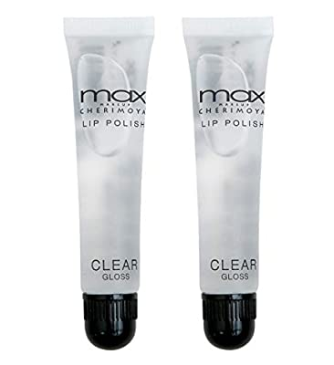 Cherimoya MAX Makeup Clear Lip Polish