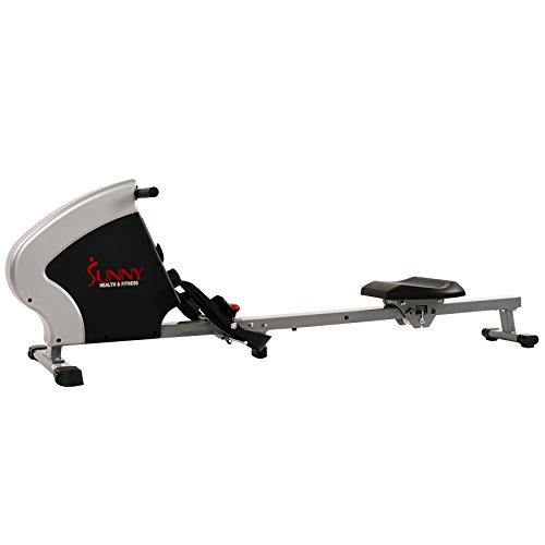 Buy Online Sunny Health Fitness Magnetic Rowing Machine Rower