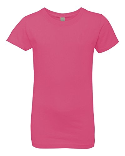 Sully And Boo Halloween (Clementine Little Girls' Everyday T-Shirt, Hot Pink,)