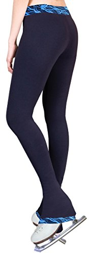 ny2 Sportswear Figure Skating Polartec Polar Fleece Pants PF200