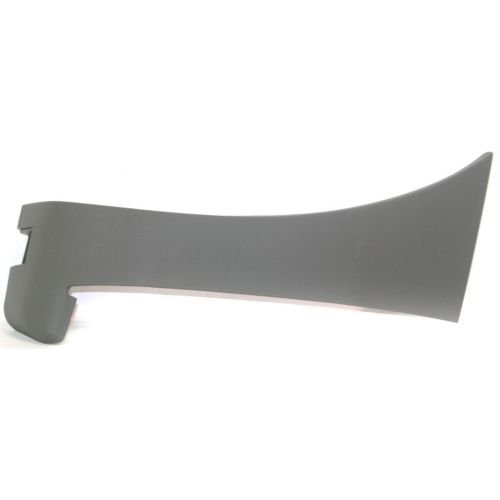 Perfect Fit Group C224102 - Avalanche Fender Molding, LH, Lower Cladding, Trim, Gray