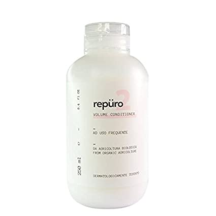 Repuro – Champú Volumen. Orgánico para uso frecuente.