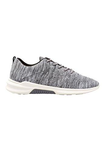 next Herren Sneaker mit Strukturiertem Design in Strick-Optik Grau
