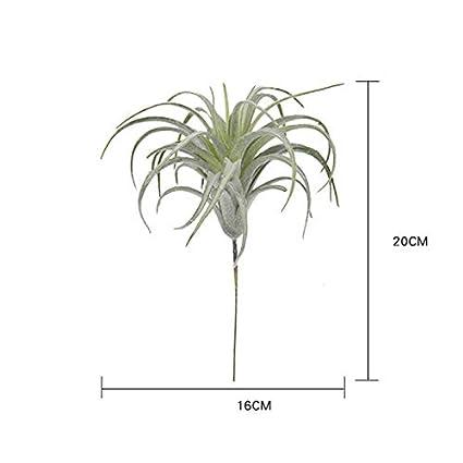 Plante Artificielle Cactus Fausse Alo/ès D/écoration Accessoire Micro Paysage Style Nordique Chytaii