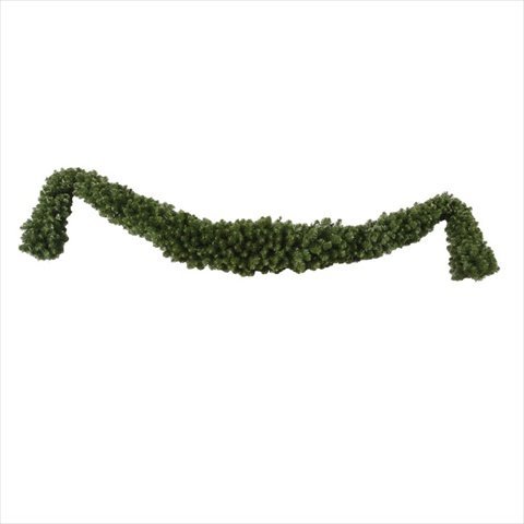 NorthLight 12 ft. x 18 in. Grand Teton Artificial Christmas Swag Garland - Unlit