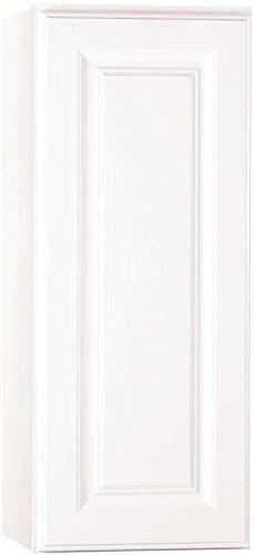 Hampton Bay 12x30x12 in. Wall Cabinet in Hampton Satin White ()