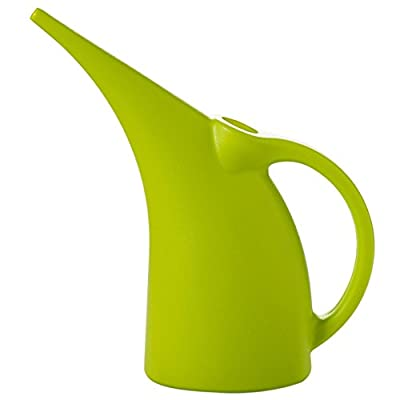 MyLifeUNIT Plastic Watering Can, Elegant Watering Pot, 1/2-Gallon