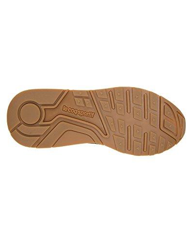 Le Coq Sportif Hombres Winter Beech LCS R900 C Zapatillas color haya