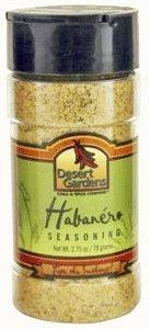 Desert Gardens Habanero Seasoning