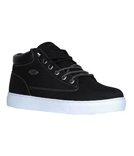 Lugz Heren Gips Sneakers Blackwhitecharcoal