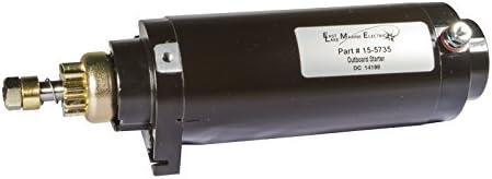 50-57867 Starter Fits Mercury 90 115 140 150 175 HP 50-57465 50-57465A1